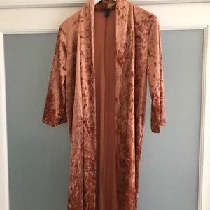 Velvet Rose Kimono